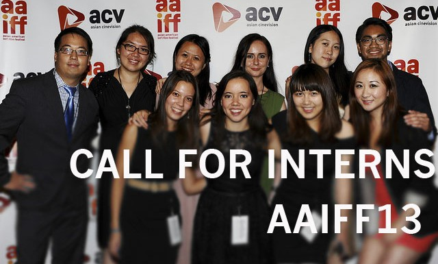 AAIFF13_Call for Interns