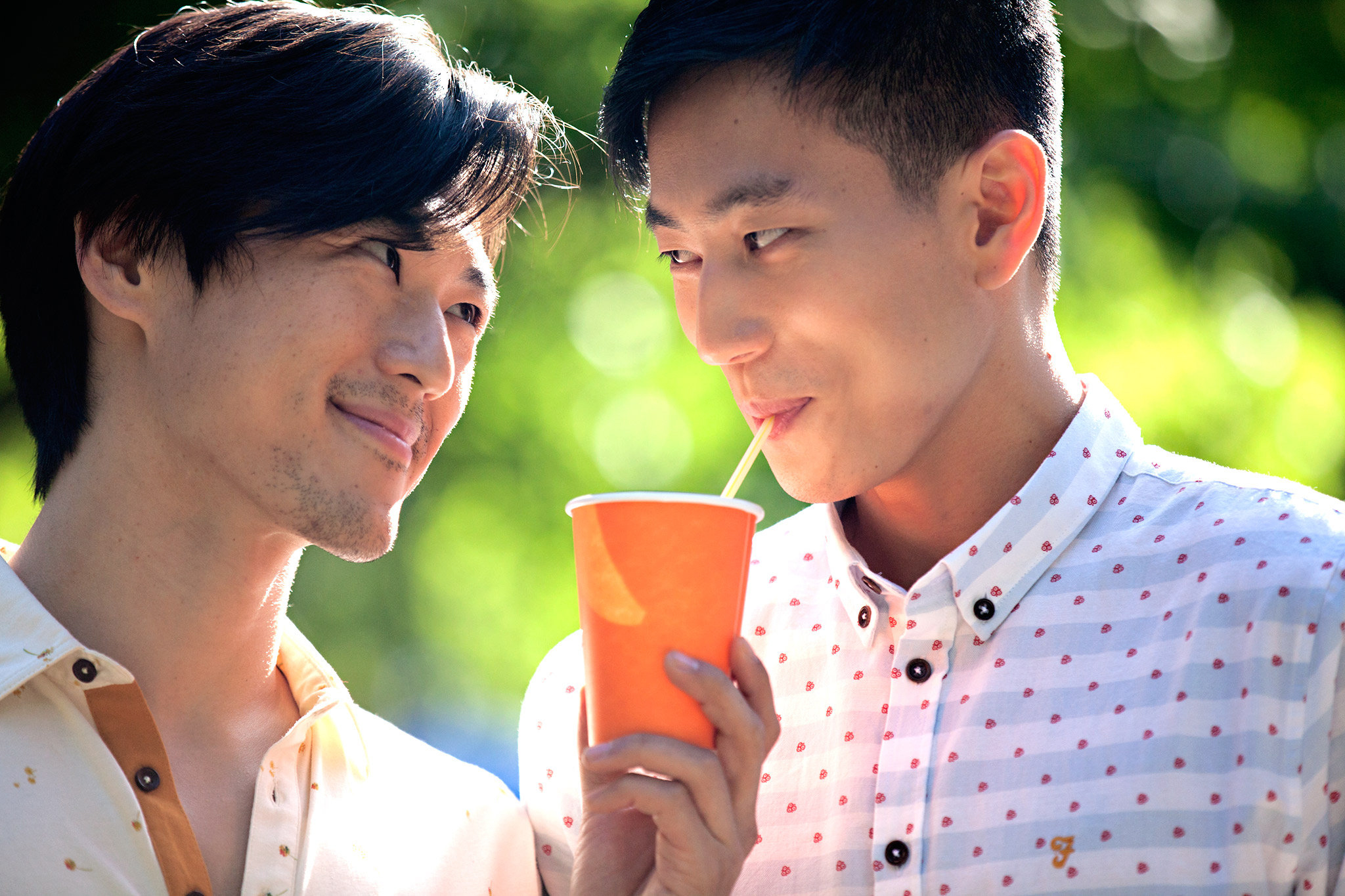 Asian gay film