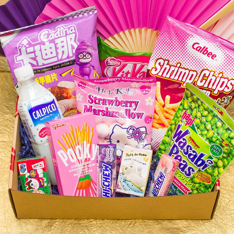 Snack Attack! Friendship Box